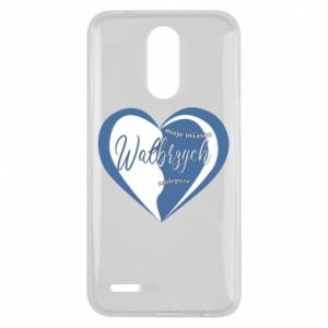 Lg K10 2017 Case Walbrzych. My city is the best