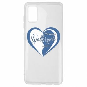 Samsung A41 Case Walbrzych. My city is the best