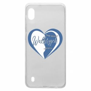 Samsung A10 Case Walbrzych. My city is the best