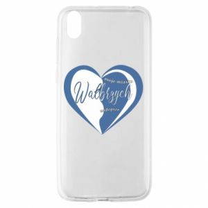 Huawei Y5 2019 Case Walbrzych. My city is the best