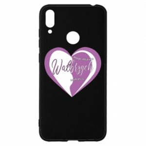 Huawei Y7 2019 Case Walbrzych. My city is the best