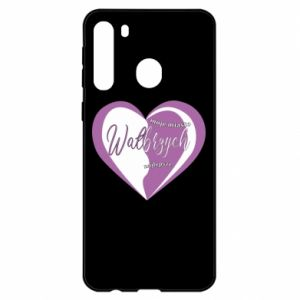 Samsung A21 Case Walbrzych. My city is the best