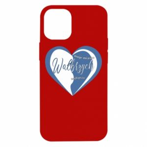 iPhone 12 Mini Case Walbrzych. My city is the best