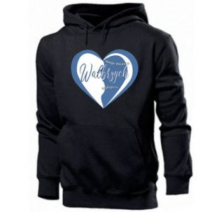 Men's hoodie Walbrzych. My city is the best
