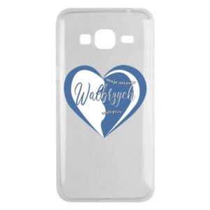 Samsung J3 2016 Case Walbrzych. My city is the best