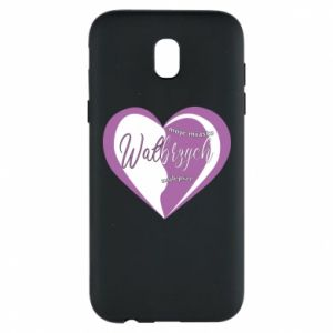 Samsung J5 2017 Case Walbrzych. My city is the best