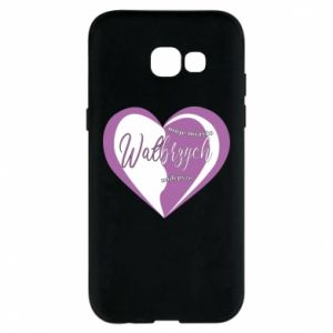 Samsung A5 2017 Case Walbrzych. My city is the best