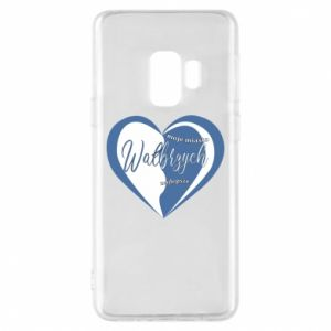 Samsung S9 Case Walbrzych. My city is the best