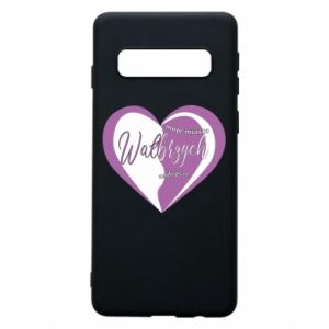 Samsung S10 Case Walbrzych. My city is the best