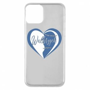 iPhone 11 Case Walbrzych. My city is the best