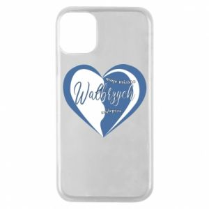 iPhone 11 Pro Case Walbrzych. My city is the best