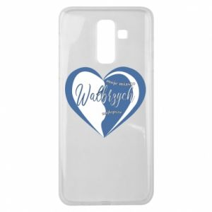 Samsung J8 2018 Case Walbrzych. My city is the best