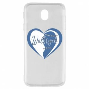 Samsung J7 2017 Case Walbrzych. My city is the best