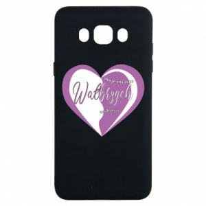 Samsung J7 2016 Case Walbrzych. My city is the best