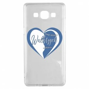 Samsung A5 2015 Case Walbrzych. My city is the best