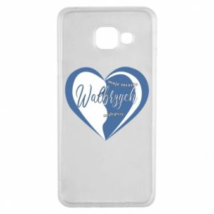 Samsung A3 2016 Case Walbrzych. My city is the best