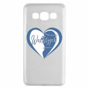 Samsung A3 2015 Case Walbrzych. My city is the best
