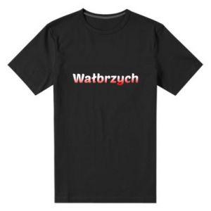 Męska premium koszulka Wałbrzych