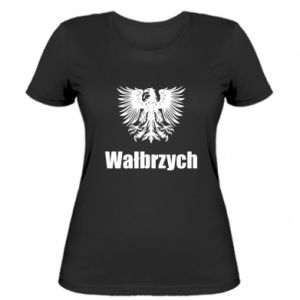 Women's t-shirt Walbrzych