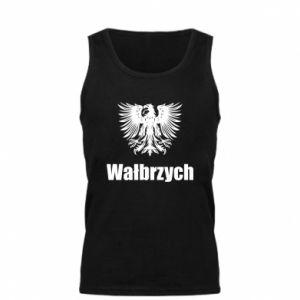 Męska koszulka Wałbrzych - PrintSalon