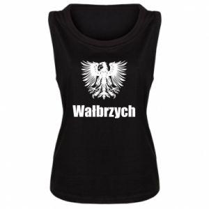 Damska koszulka Wałbrzych - PrintSalon