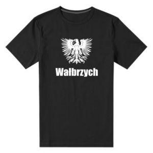 Męska premium koszulka Wałbrzych - PrintSalon