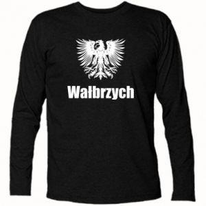 Koszulka z długim rękawem Wałbrzych - PrintSalon
