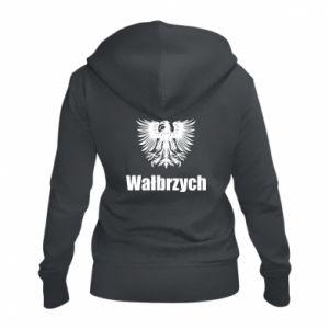 Damska bluza na zamek Wałbrzych - PrintSalon