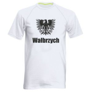 Men's sports t-shirt Walbrzych