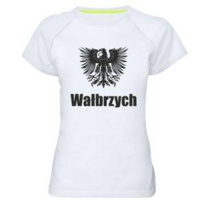 Women's sports t-shirt Walbrzych