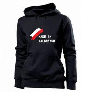 Damska bluza Made in Walbrzych - PrintSalon
