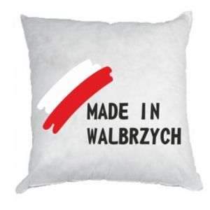 Pillow Made in Walbrzych