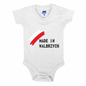 Baby bodysuit Made in Walbrzych
