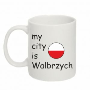 Kubek 330ml My city is Walbrzych