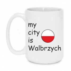 Kubek 450ml My city is Walbrzych