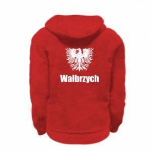 Kid's zipped hoodie % print% Walbrzych