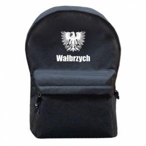 Plecak z przednią kieszenią Wałbrzych - PrintSalon