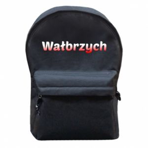 Backpack with front pocket Walbrzych