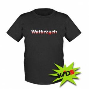 Dziecięcy T-shirt Wałbrzych