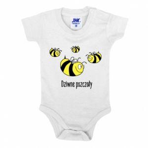 Body dla dzieci Dziwne pszczoły