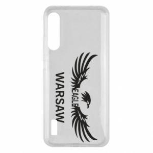 Xiaomi Mi A3 Case Warsaw eagle black or white