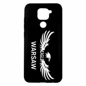 Etui na Xiaomi Redmi Note 9/Redmi 10X Warsaw eagle black or white