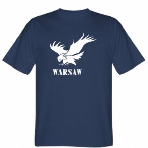 T-shirt Warsaw eagle
