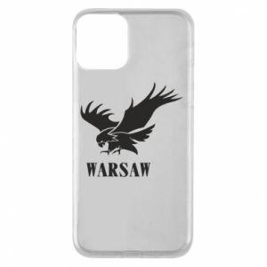 Etui na iPhone 11 Warsaw eagle