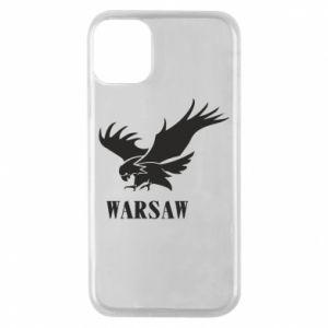 Etui na iPhone 11 Pro Warsaw eagle