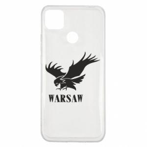 Xiaomi Redmi 9c Case Warsaw eagle
