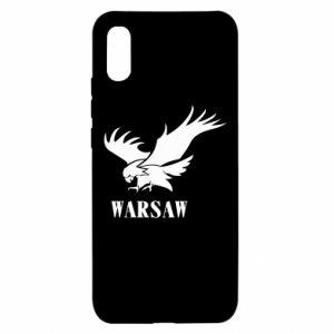 Etui na Xiaomi Redmi 9a Warsaw eagle