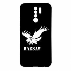 Etui na Xiaomi Redmi 9 Warsaw eagle