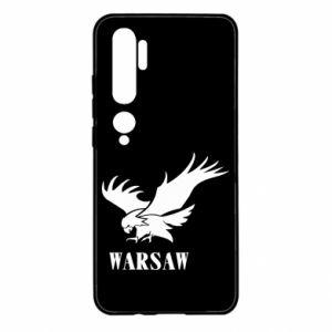 Xiaomi Mi Note 10 Case Warsaw eagle