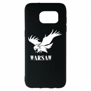 Etui na Samsung S7 EDGE Warsaw eagle